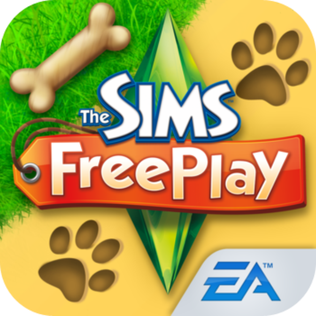 Electronic Arts The Sims™ FreePlay App
