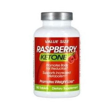 Raspberry Ketone 125mg - 180 ct.