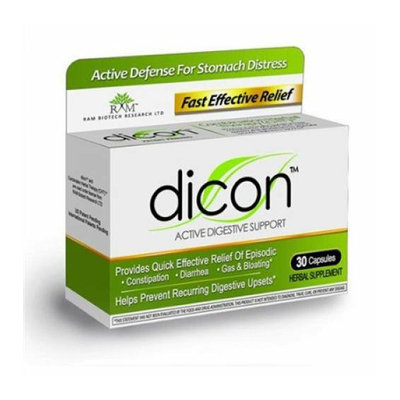 Dicon Technologies Dicon Active Digestive Supplement 30 Caps