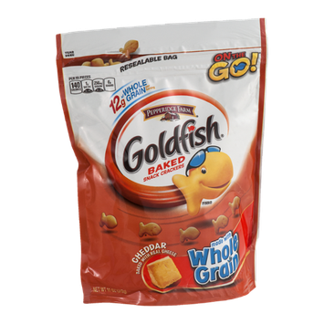 Goldfish On the Go! Whole Grain Cheddar