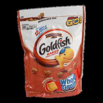 Goldfish On the Go! Whole Grain Cheddar
