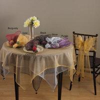 Eziba Dotted Organza Table Linens