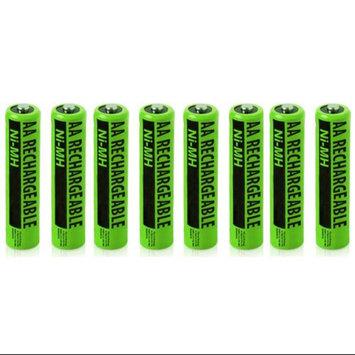 NiMH AA Batteries (8-Pack) for Siemens Phones NiMh AA Batteries 2-Pack for Siemens Phones