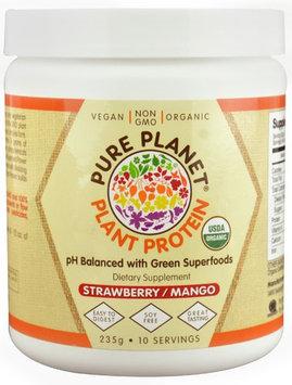 Pure Planet Organic Plant Protein Vanilla Coconut 10 Servings - Vegan