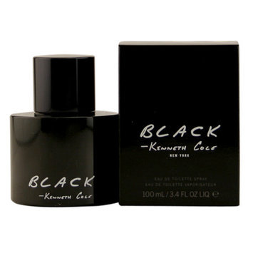 Kenneth Cole Black Eau De Toilette Spray for Men