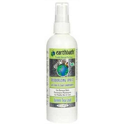 Earthbath Green Tea Leaf Three-In-One Deodorizing Spritz for Dogs, 8-Ounce