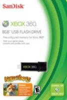 Xbox 360 8GB USB Flash Drive by SanDisk
