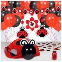 Costume Supercenter BB102178 Ladybug Party Decoration Kit