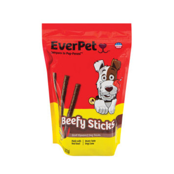 Everpet EverPet Beefy Sticks Dog Treats, 4.5oz