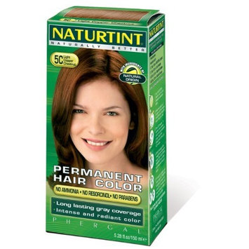 Naturtint Permanent Hair Color 5C Light Copper Chestnut -- 5.45 fl oz
