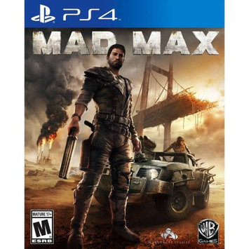 Warner Brothers Mad Max (PS4) - Pre-Owned