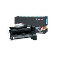 Lexmark C7700MH Magenta High-Yield Return Program Toner Cartridge