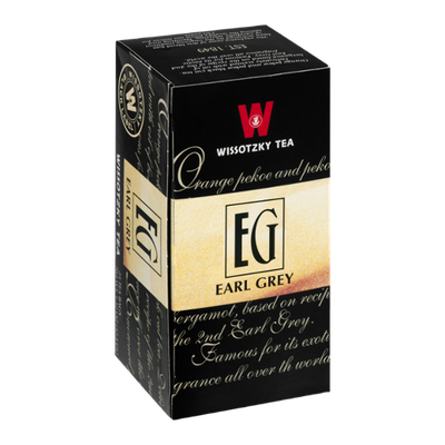 Wissotzky Tea Bags Earl Grey - 25 CT