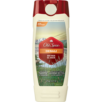 Old Spice Denali Body Wash