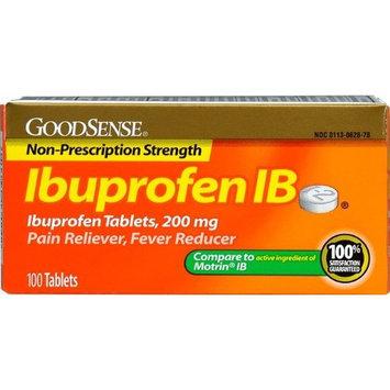 Good Sense Ibuprofen Ib Tablets 200 Mg Case Pack 24