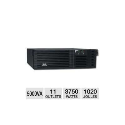 Tripplite 11-Outlets / 5000VA / 3750Watt / Smart Rackmount LINE-INT XL UPS