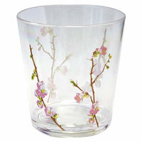 Corelle Coordinates Acrylic Glass Set of 6 - Cherry Blossom (14 oz.)