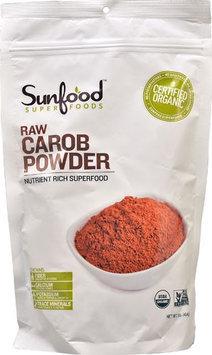 SunFood Organic Carob Powder 1 lb