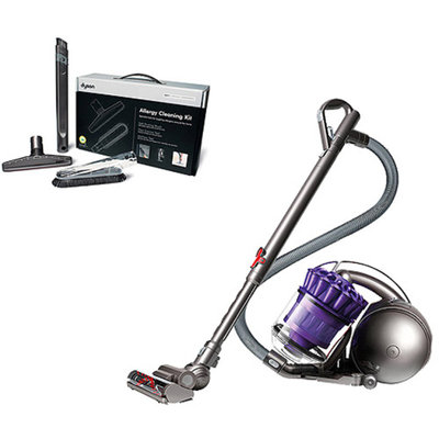 Dyson DC39 Animal Canister Vacuum w/ Your Choice of Cleaning Kit Bundle