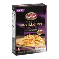 Idahoan Premium Steakhouse Au Gratin Red Potatoes