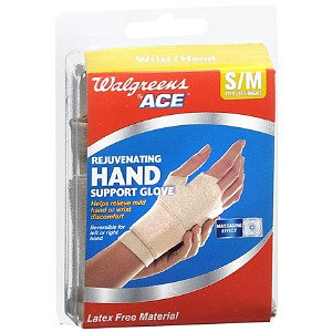 Walgreens Rejuvenating Hand Support Glove