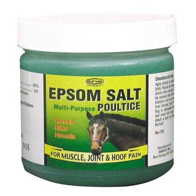 Durvet Equine Epsom Salt Poultice 20 Ounces - 01