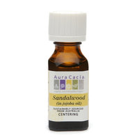 Aura Cacia 100% Pure Essential Aromatherapy Oil Centering Centering Sandlewood