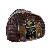 Boar's Head USDA Choice Top Round Low Sodium Oven Roasted Beef