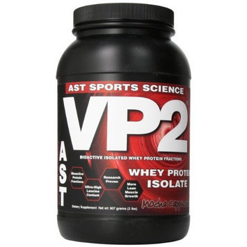 AST VP2 Whey Mocha Cappuccino, 2-Pounds