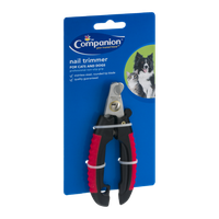 Companion Nail Trimmer for Cats and Dogs