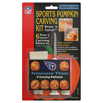 Topper 109882 Carving Kit - Titans