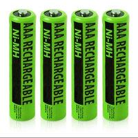 Philips NiMH AAA Batteries (4-Pack) NiMh AAA Batteries 4-Pack