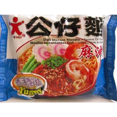 Doll Instant Noodle, Sesame Oil Flavour, 3.53 oz (30 packs)