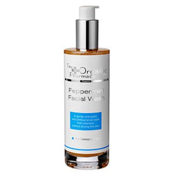 The Organic Pharmacy Peppermint, Tea Tree, Eucalyptus Face Wash, 100 ml