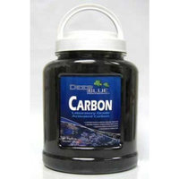 Mojetto Deep Blue Professional ADB41013 2-Pack Activated Carbon in Jar with Media Bag, 39-Ounce