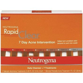 Neutrogena® Rapid Clear 7-Day Acne Intervention Kit
