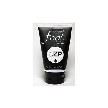 Nzp Naturals NZP Peppermint Foot Balm - 4 oz. Tube