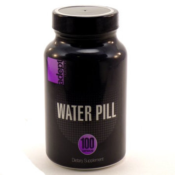 Adept Nutrition 5130033 Water Loss 100 Capsules