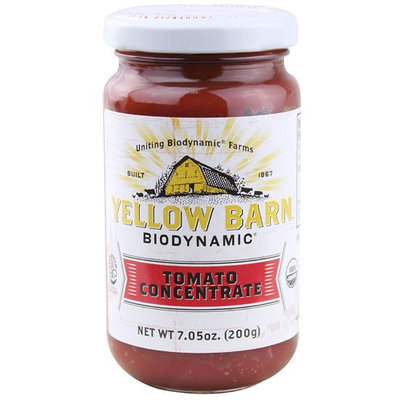 Good Boy Organics Yellow Barn Biodynamic Tomato Concentrate 7.05 oz