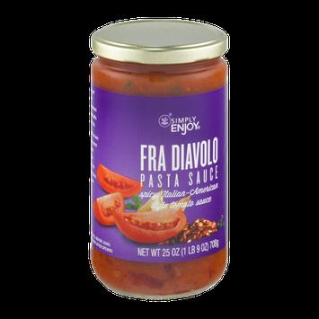 Simply Enjoy Fra Diavolo Pasta Sauce