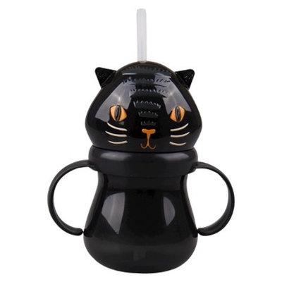 Tzeng Shyng 5.35 X 3.18 X 5.66 Inch Sippy Cup Black