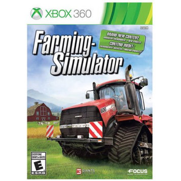 Maximum Games Pre-Owned Farming Simulator for Xbox 360