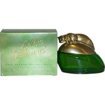Golden Delicious By Gale Hayman For Women. Eau De Parfum Spray 3.3 Ounces