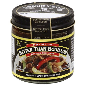Better Than Bouillon BEEF BASE, (Pack of 8)