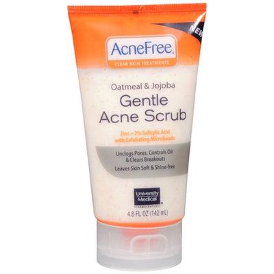 University Medical AcneFree Gentle Acne Scrub