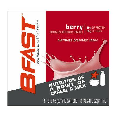 BFast Berry Nutritious Breakfast Shakes