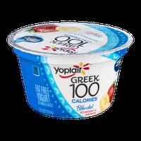 Yoplait® Greek 100 Calories Fat Free Yogurt Blended Strawberry Banana