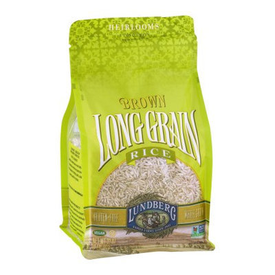 Lundberg Family Farms Long Grain Brown Rice, 2 LB (Pack of 6)