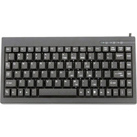 Solidtek KB-595BP Mini POS Keyboard, Black
