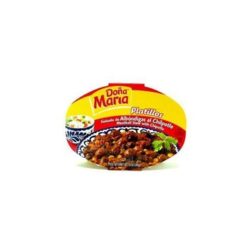 Dona Maria Doa Maria Meatballs In Chipotle Sauce